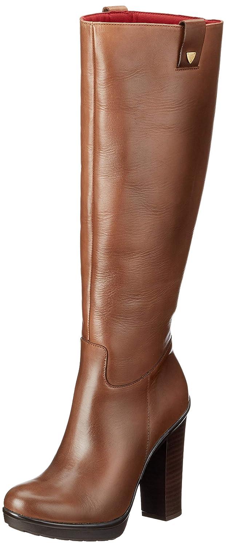 Buffalo Damen Dewkist Antico Leather Hohe Stiefel