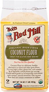 product image for Bob's Red Mill Organic Coconut Flour, 16 Ounce