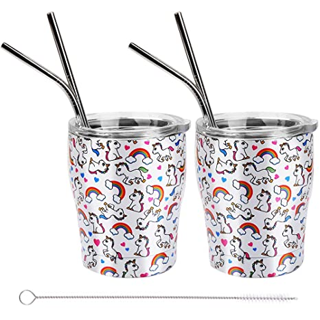 STAINLESS STEEL KIDS CUPS