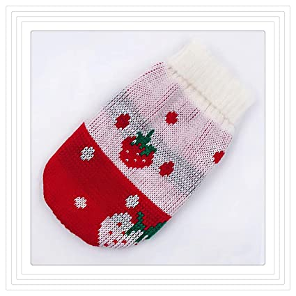 TNGWA& Dog Clothes for Small Dog Coats Jacket Winter Pet Dogs Cats Clothing Chihuahua Cartoon Pet