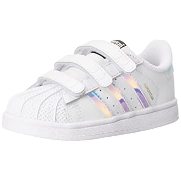 adidas superstar girls size 8