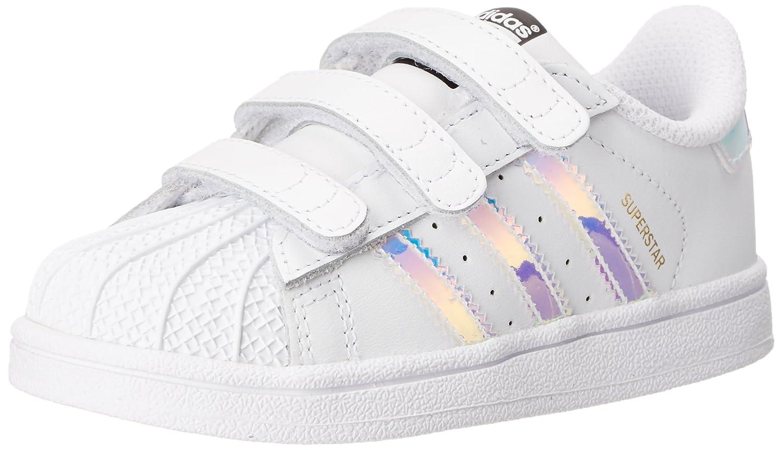 Adidas ORIGINALS Kids Superstar Cloudfoam Running Shoe