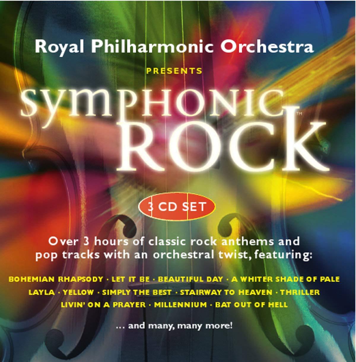 Various Artists Symphonic Rock Music