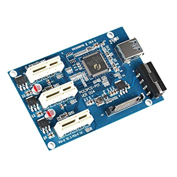 Lxquxing Accesorios de Computadora USB 3.0 PCI-E PCI Express ...