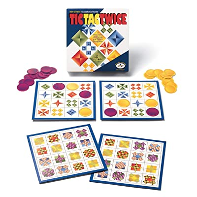 Tic Tac Twice: Toys & Games