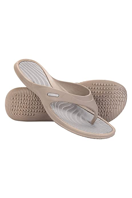 3830940282cfa Mountain Warehouse Street Womens Flip Flops - Slip on Slippers ...