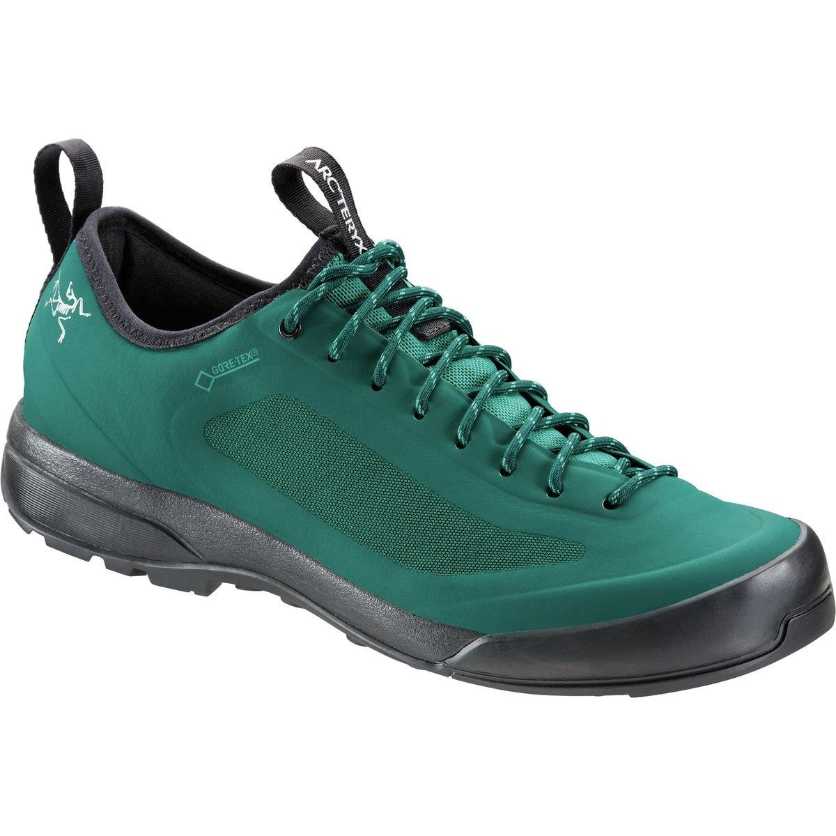 (アークテリクス) Arc'teryx Acrux SL GTX Approach Shoe - Women'sレディース バックパック リュック Jade Green/Bora Bora [並行輸入品] B0784228MH  US 8.0/UK 6.5