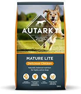 Autarky Dry Adult Chicken Dog Food 15 Kg Amazoncouk Pet