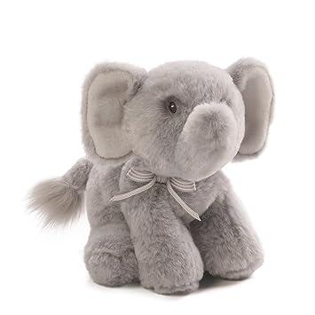 Amazon Com Baby Gund Oh So Soft Elephant Stuffed Animal Plush Baby