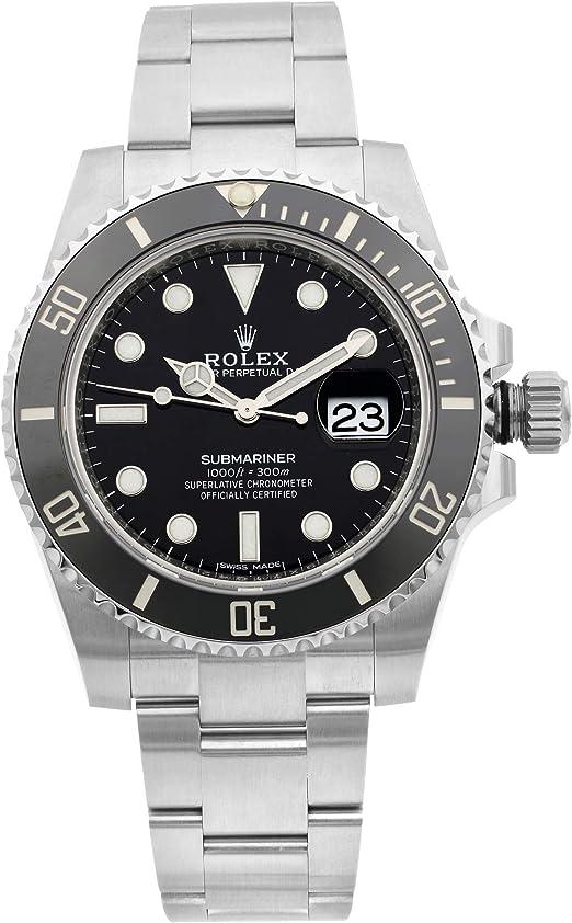 Amazon.com: Rolex Submariner Date 116610: Watches