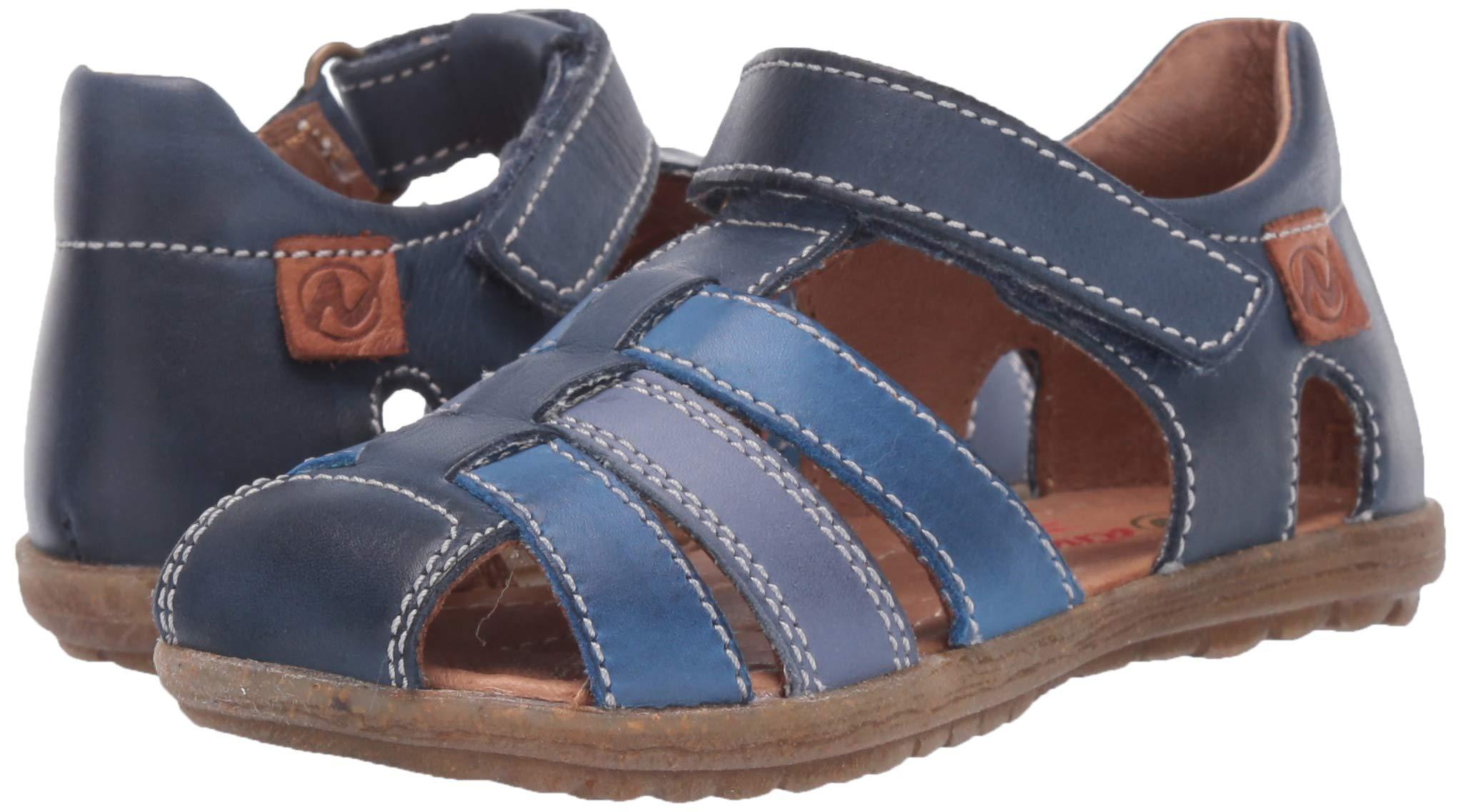 Naturino Boys See Gladiator Sandals, Multicolour (Navy/Azzurro/Celeste 1c53), 7 UK 7UK Child by Naturino (Image #6)