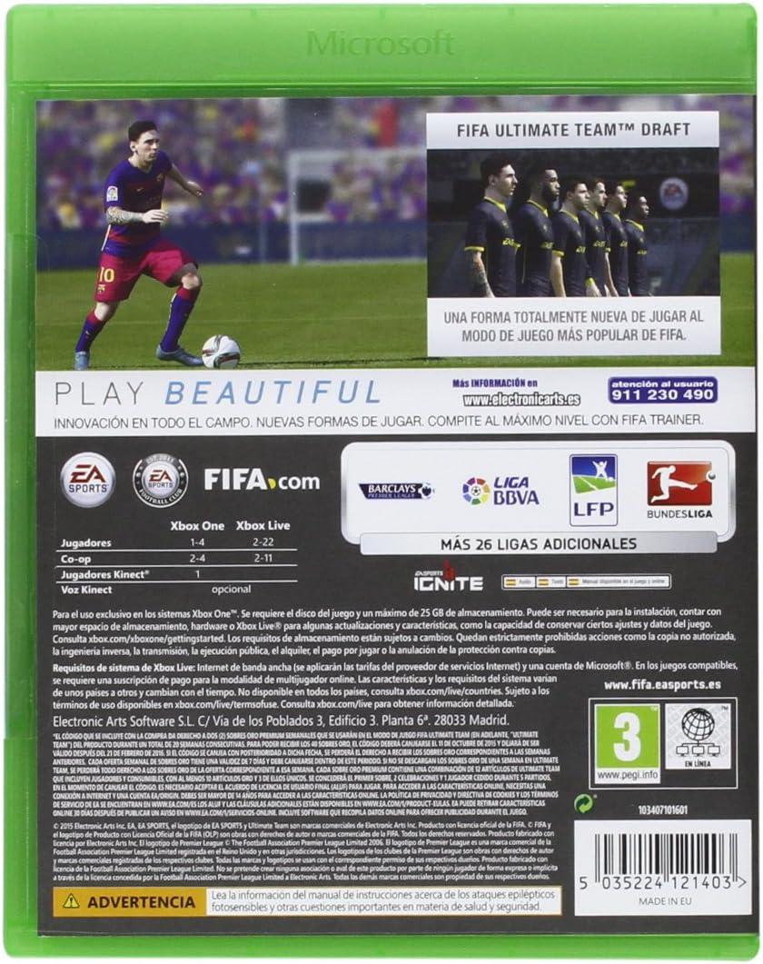 FIFA 16 - Deluxe Edition: Amazon.es: Videojuegos