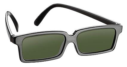 d133cc804d Amazon.com  Rear View Spy Sunglasses Look Like Ordinary Glasses but ...