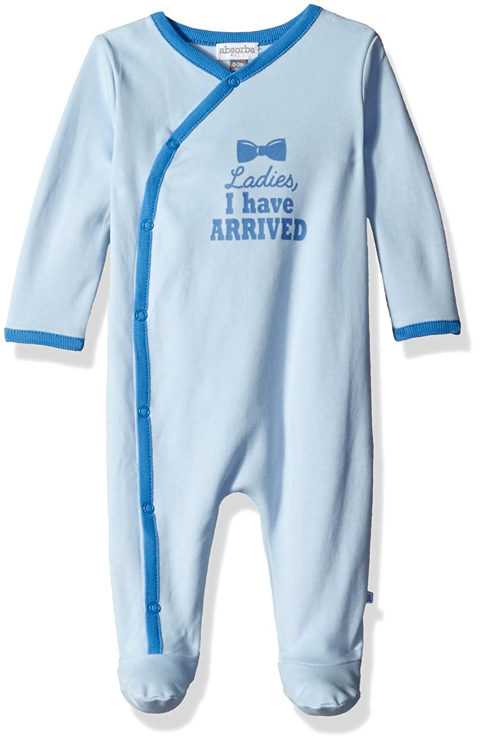 absorba Baby Boys Footie Absorba Children' s Apparel ABNB7119R