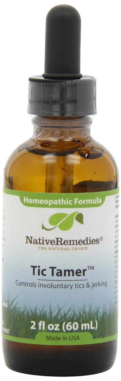 Amazon.com: Native Remedies Tic Tamer, 2 fl oz Bottle: Health & Personal Care