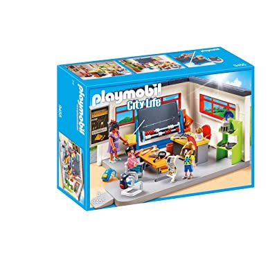 PLAYMOBIL History Class: Toys & Games