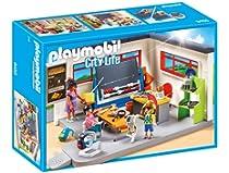 PLAYMOBIL City Life Gimnasio, a Partir de 5 Años (9454 ...