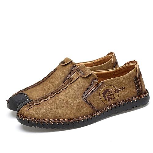 Amazon.com: Zapatillas de verano para hombre, estilo casual ...