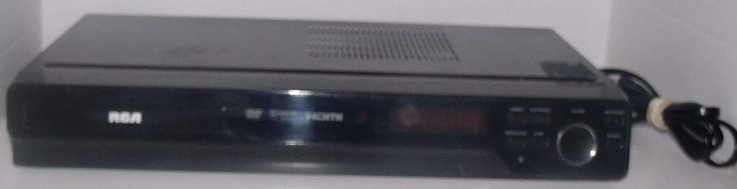 RCA DVD Player ONLY (Without Remote) Works with Home Theatre System RTD325W -Manufactured in March 2011