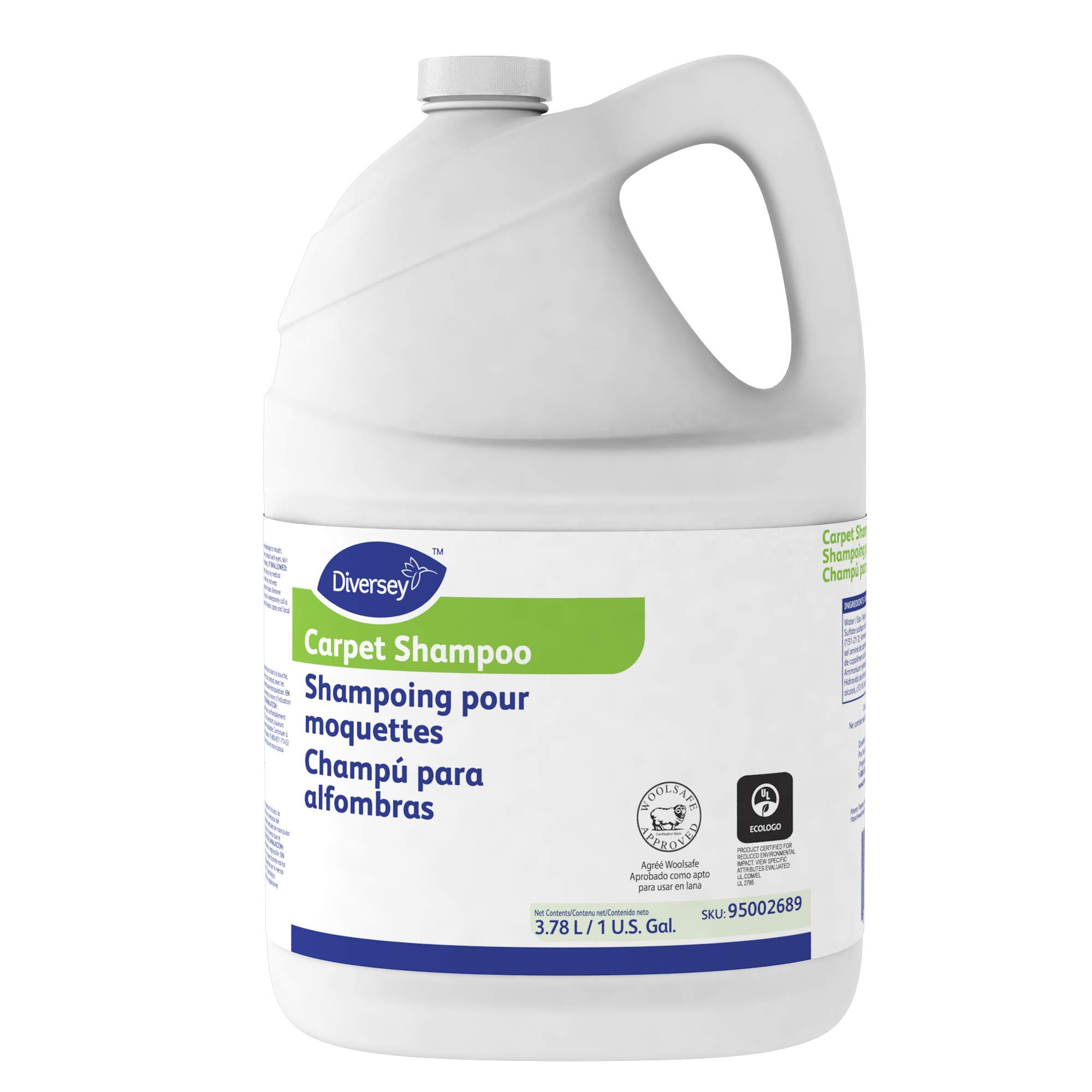 Diversey Carpet Shampoo (1-Gallon, 4-Pack) by Diversey (Image #3)