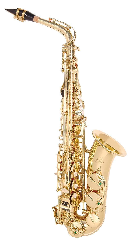 Odyssey OAS130 - Kit de saxofón alto, color dorado: Amazon.es: Instrumentos musicales