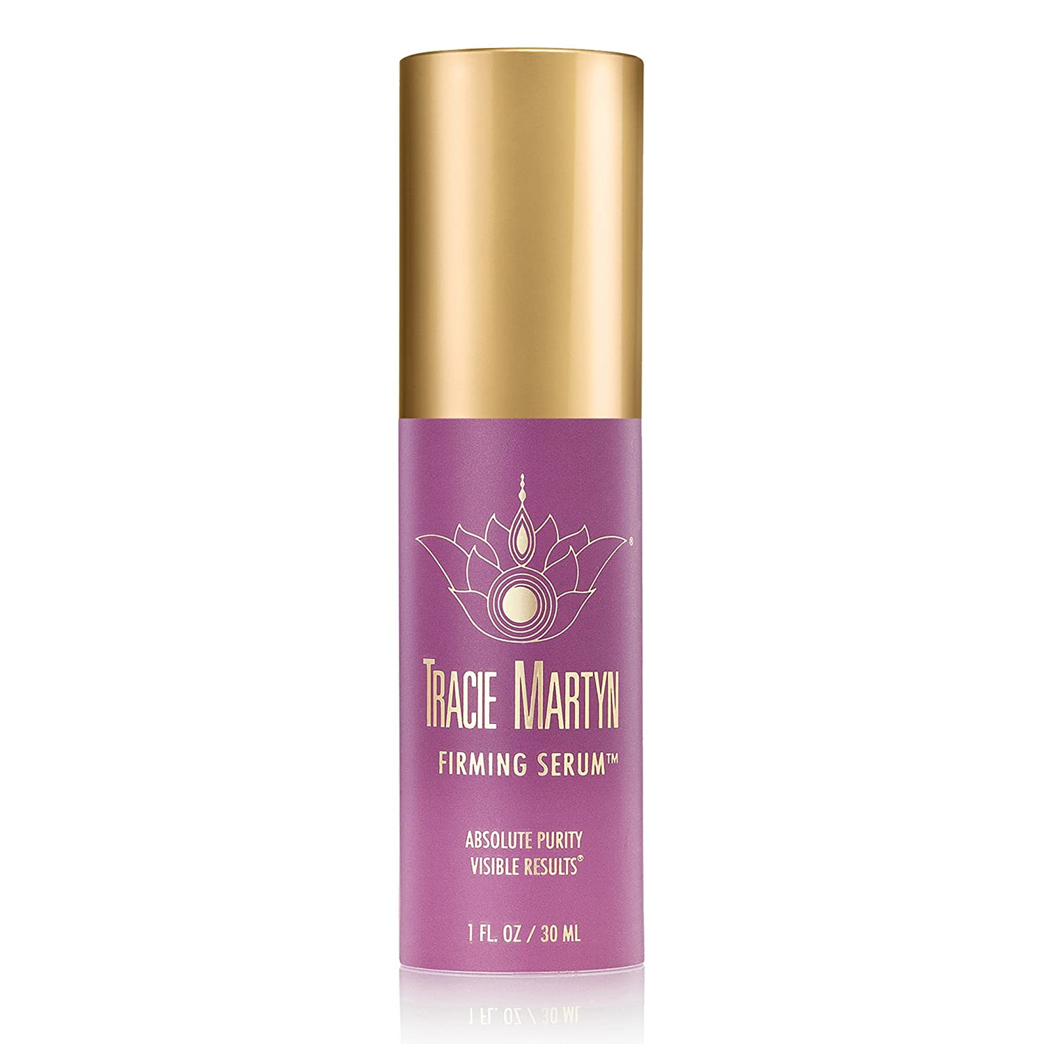 Tracie Martyn Firming Serum | Daily Face & Eye Multi-Correction Serum | Brightens & Tightens | With Vitamin C, Resveratrol, & Superoxide Dismutase | 1 fl. oz.