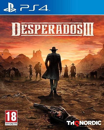 Desperados III - PS4