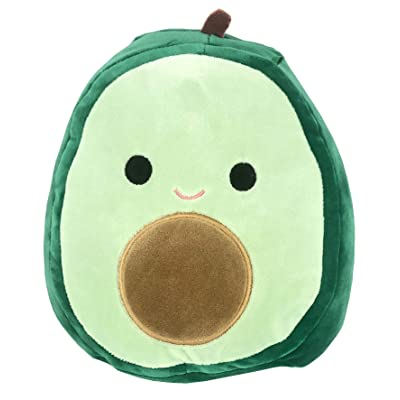 SQUISHMALLOWS - Austin The Avocado - Plush Stuffed Animal Figure - 9 Inch: Toys & Games
