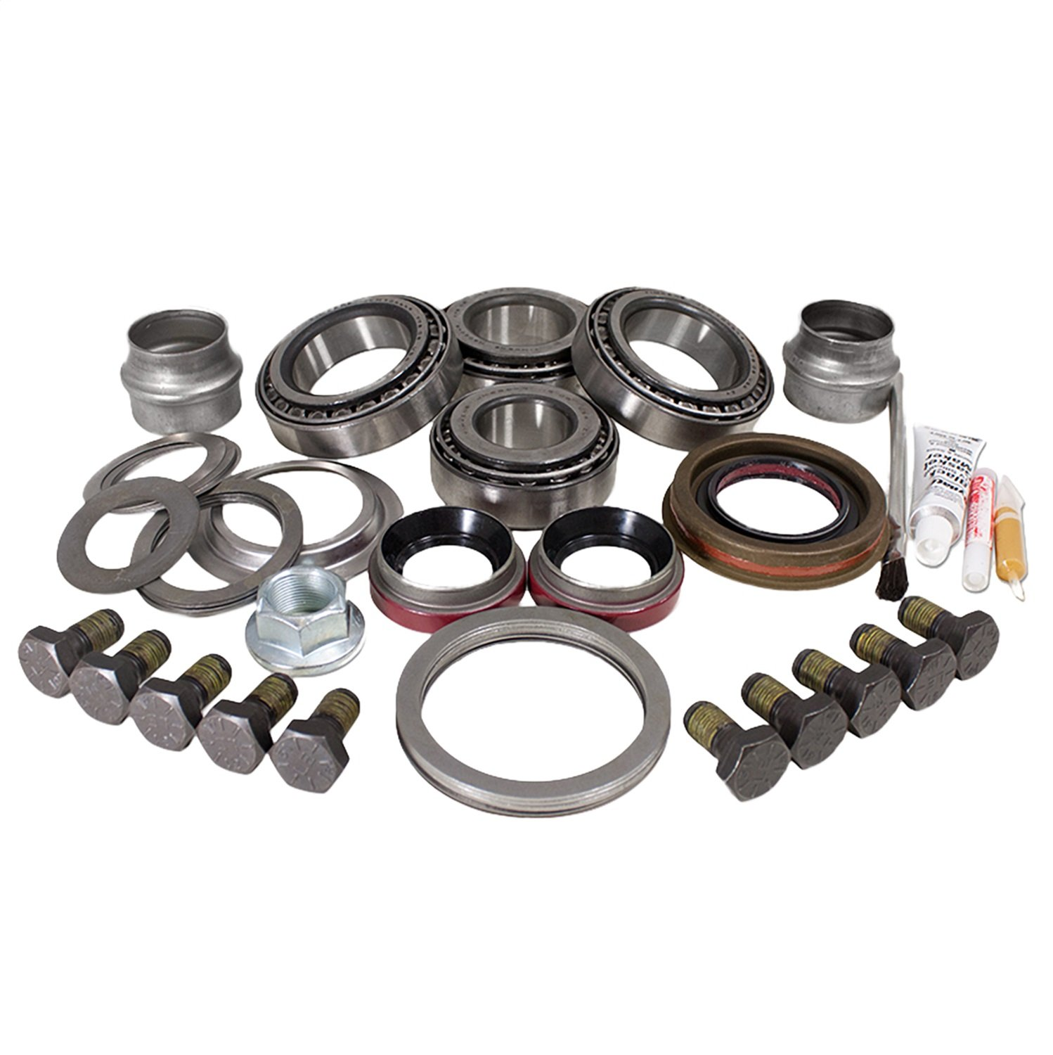 Master Overhaul Kit for Jeep JK Rubicon Dana 44 Front Differential USA Standard Gear ZK D44-JK-REV-RUB