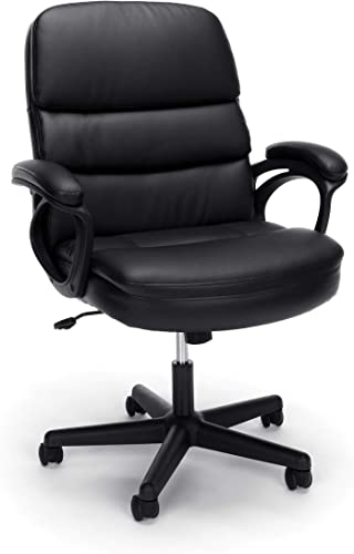 OFM ESS Collection Bonded Leather Executive Chair
