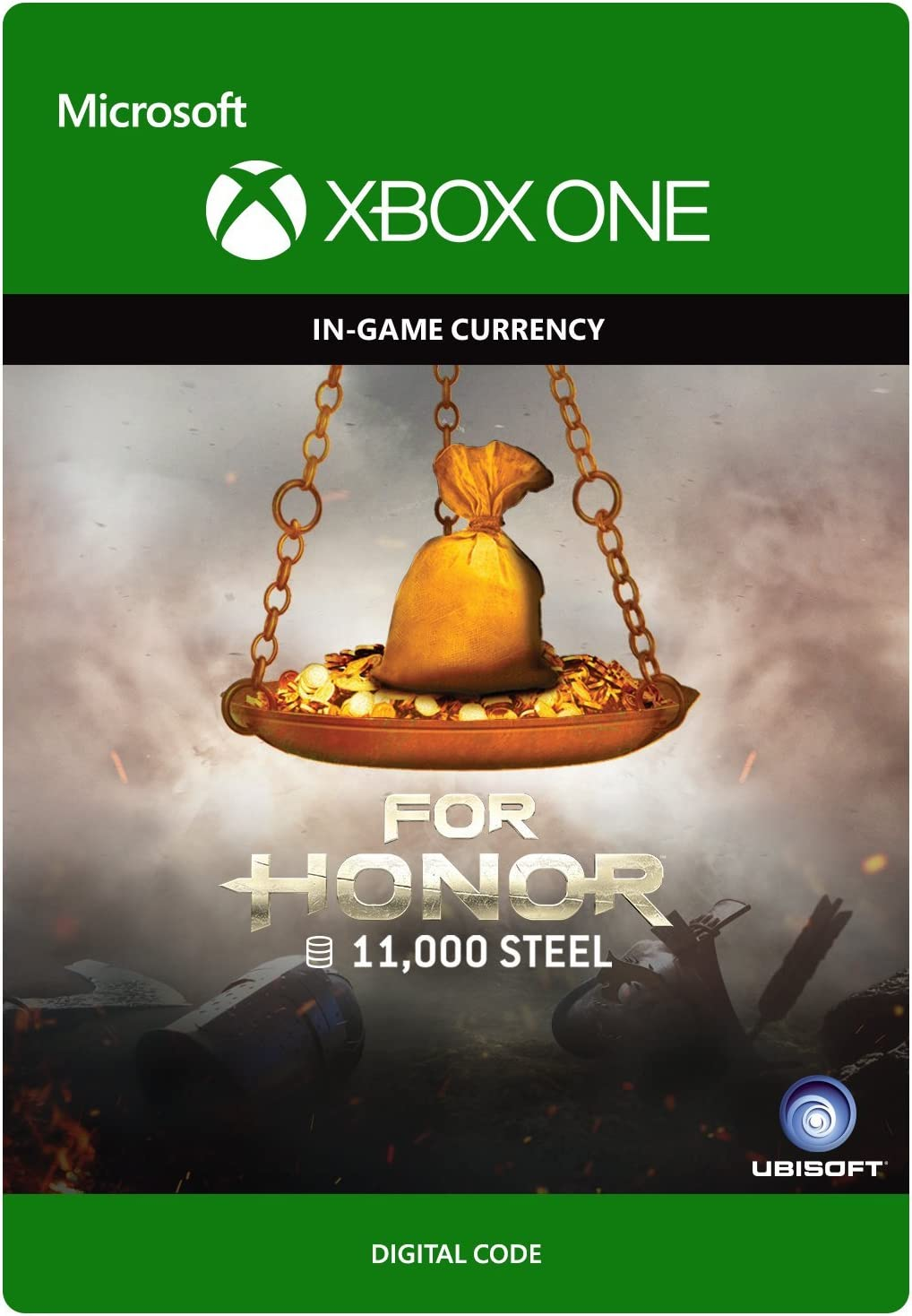 Amazon com: For Honor: Currency pack 11000 Steel credits