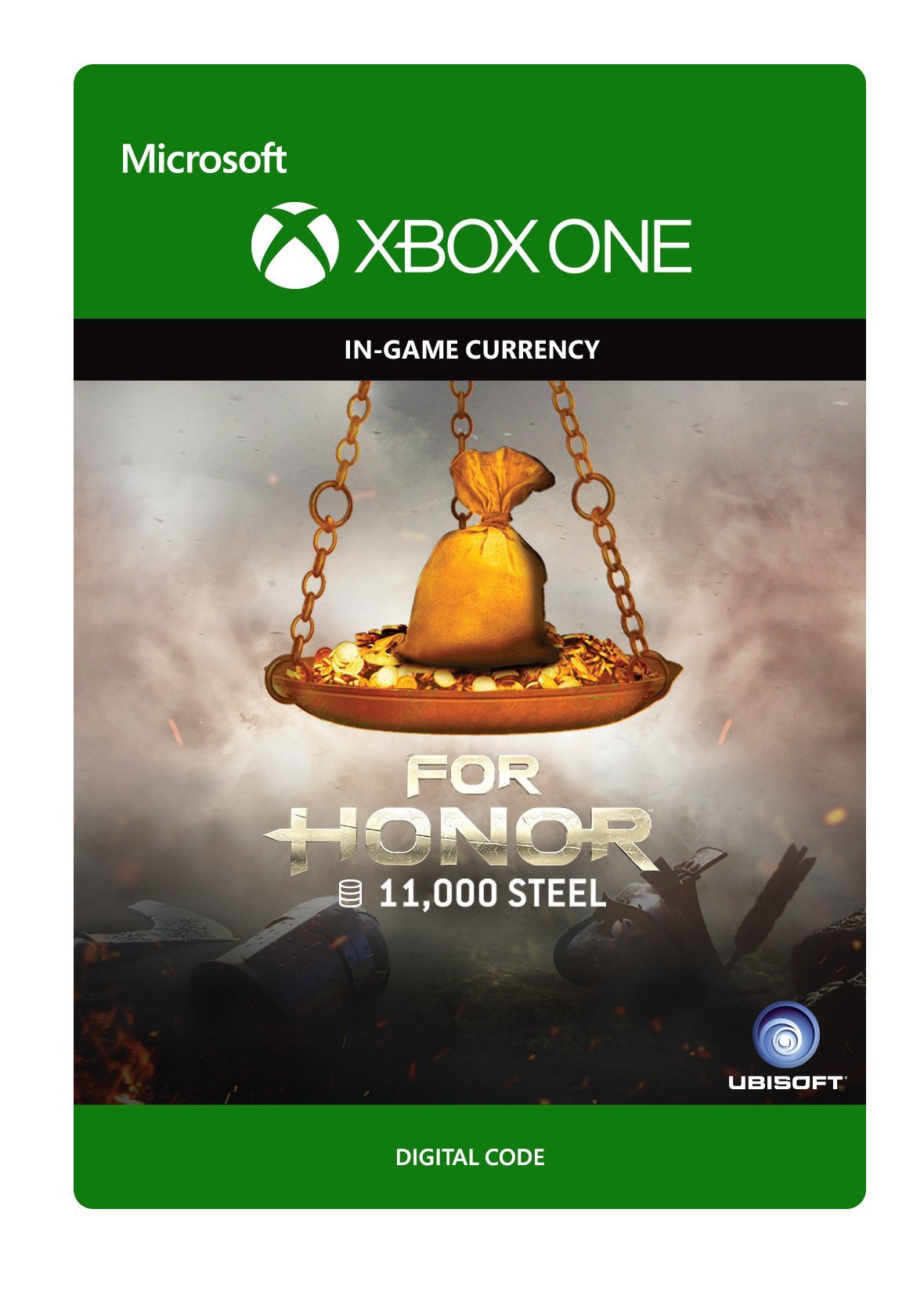 Amazon com: For Honor: 25 000 Steel Credits Pack - PS4 [Digital Code