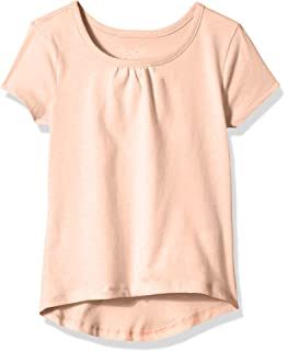 The Childrens Place Girls Short Sleeve Top