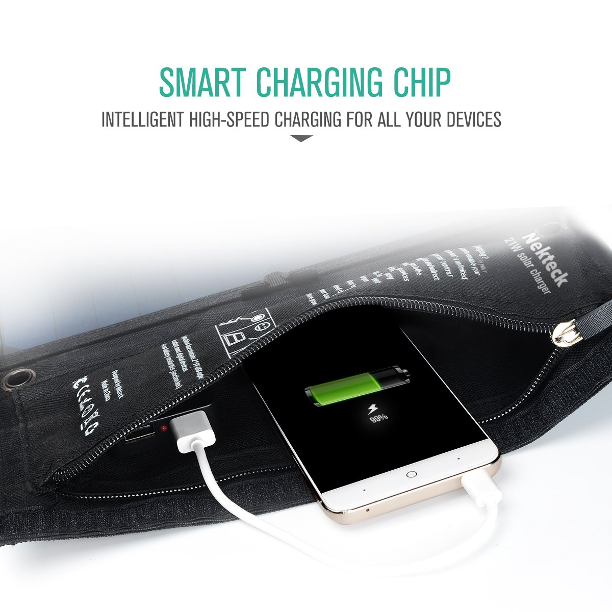 2-Port USB Charger made our list of camping gifts couples will love and great gifts for couples who camp