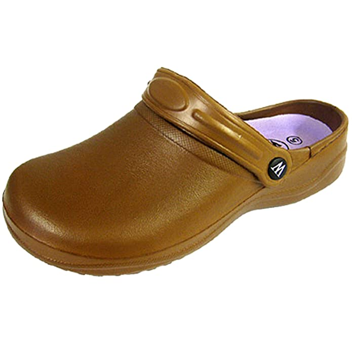 Women's Garden Clogs, Slip On, Lightweight, Synthetic.: Amazon.co.uk: Shoes  & Bags