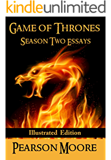 game of thrones season one essays illustrated edition kindle  game of thrones season two essays illustrated edition
