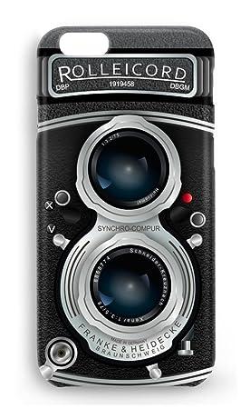 Funda carcasa camara fotos retro vintage para Iphone 7 ...