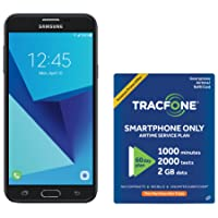 Deals on TracFone Samsung Galaxy J7 Sky Pro 4G LTE Phone w/40 Airtime