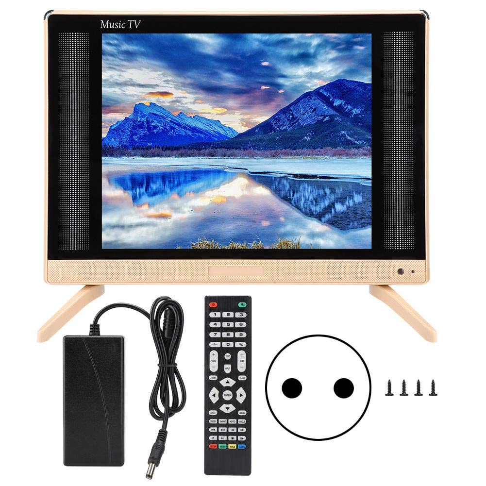 Pbzydu Televisor LCD de Alta definición de 22 Pulgadas, Mini ...