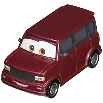Disney/Pixar Cruisin' Tokyo Vic Vanley Diecast Vehicle (1:55 Scale): Toys & Games