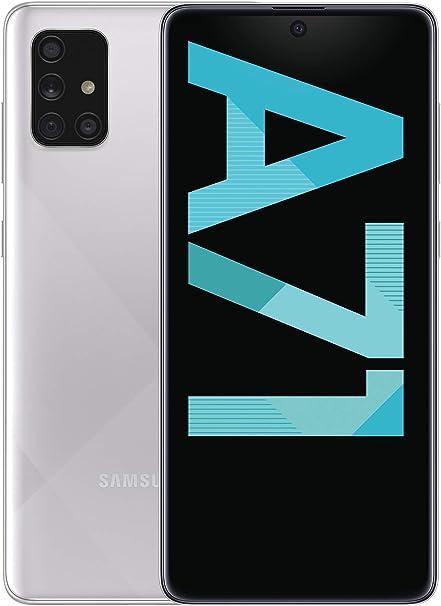 Oferta amazon: Samsung Galaxy A71 - Smartphone de 6.7