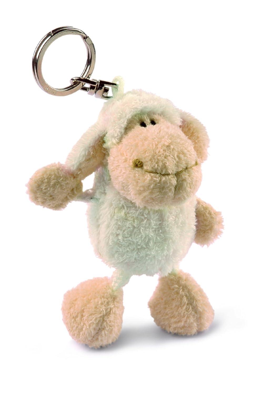 Amazon.com: NICI Jolly Mah Blanco Ovejas Key Holder: Toys ...