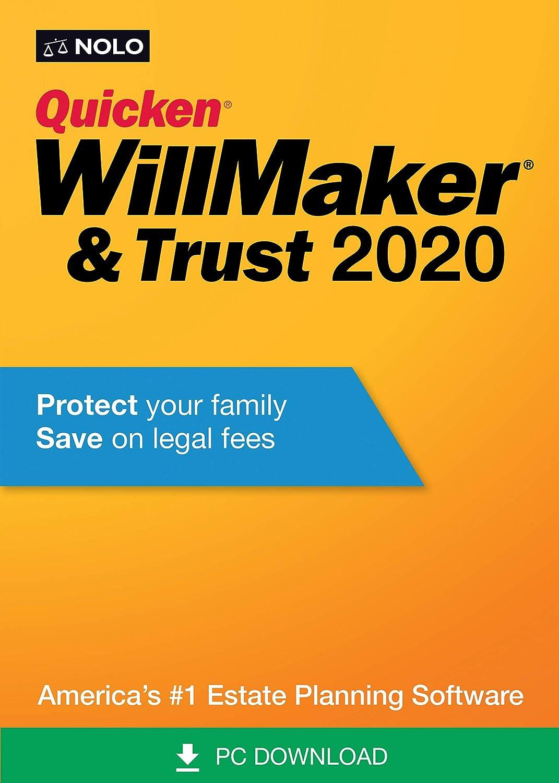 Quicken Home And Business 2020 Download.Amazon Com Quicken Willmaker Trust 2020 Mac Download