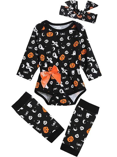 Amazon.com: Conjunto de trajes para bebé, 3 piezas, disfraz ...