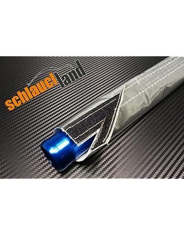 1m Kevlar Hitzeschutzschlauch ID 10mm Kabelschutz Hitzeschutz heat sleeve 1000°C