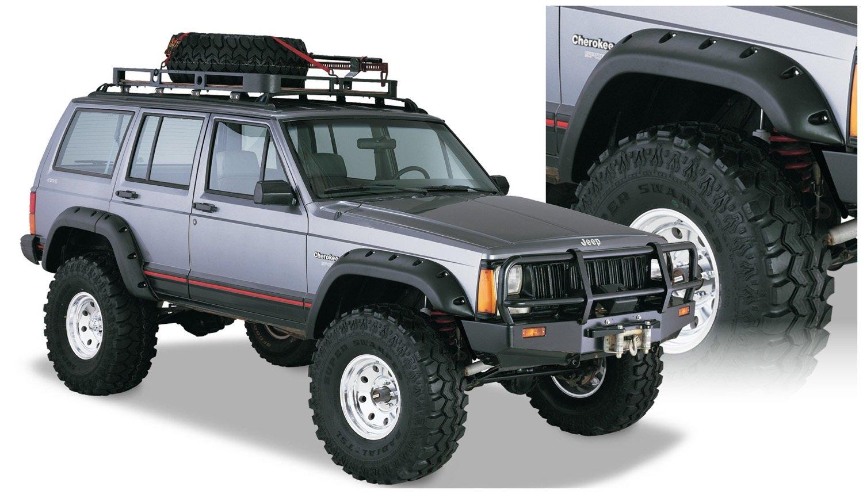 lifted kit man w old springs emu xj jeep cherokee lift