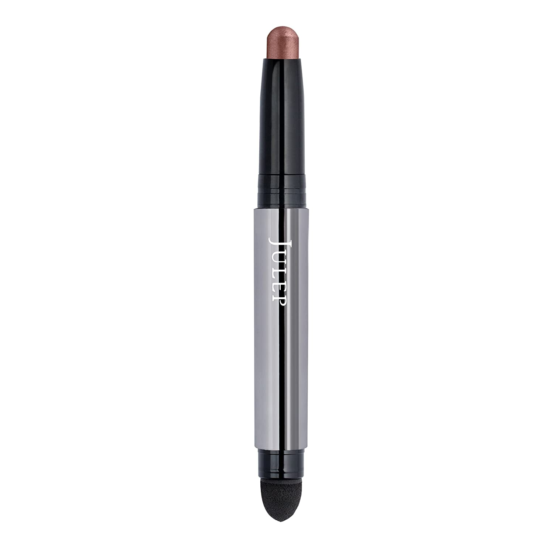 Julep Eyeshadow 101 Crème to Powder Waterproof Eyeshadow Stick, Copper Shimmer