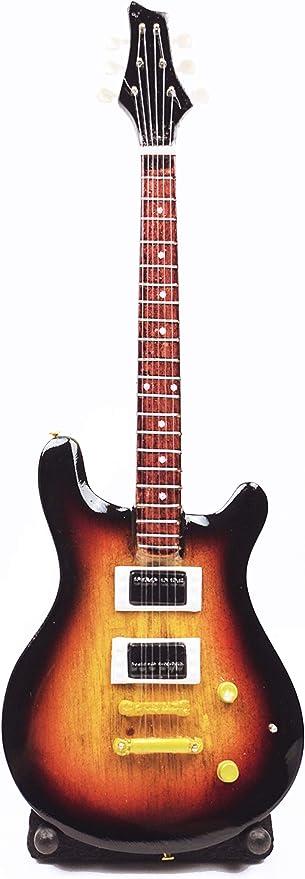 Guitarra en miniatura, guitarra decorativa, guitarra Fender ...