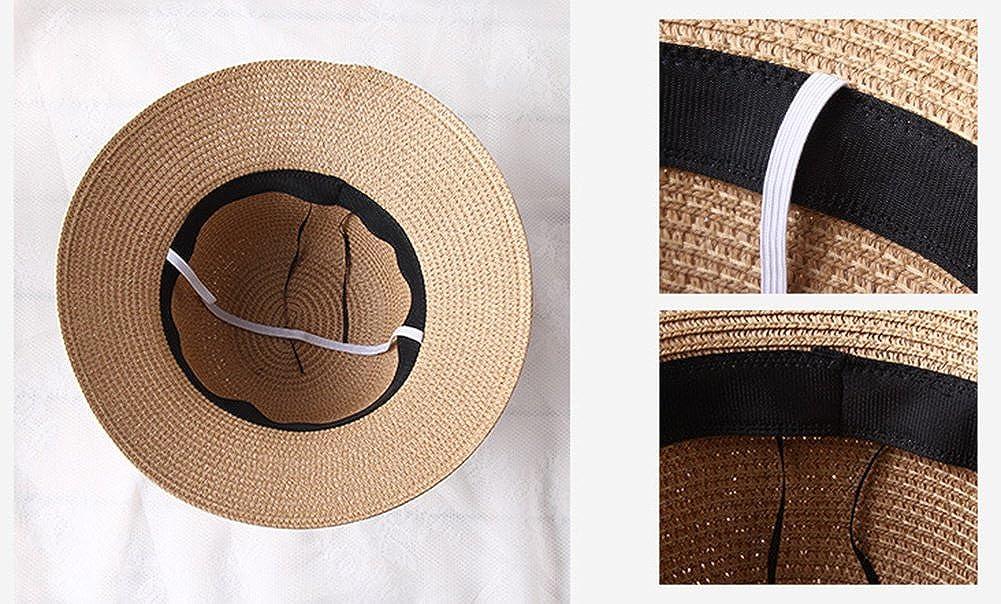 Gladiolus M/ädschen//Damenhut Schlapphut Sonnenhut Sommerhut Strohhut Strand M/ütze Bohemia Sommer Strand Hat