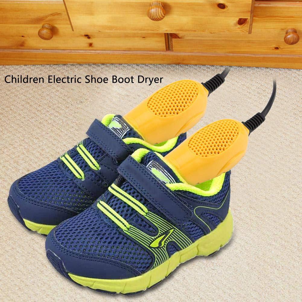 FTVOGUE Dispositif /électrique de Protection de Pied de Dispositif de d/ésodorisant de Chauffe-Chaussures de d/émarrage pour Enfants